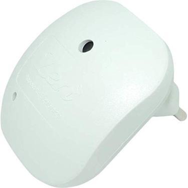 Repelente Eletrônico Ultrassom Zen Branco, 30M² Amicus Para Não Há, Unitário, Branco