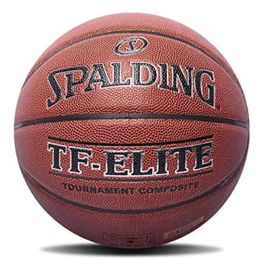 Spalding 3619 Bola Basquete Spalding Tf Elite Couro