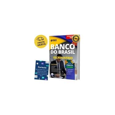 Imagem de Apostila Concurso Banco Do Brasil - Escriturário (completa)