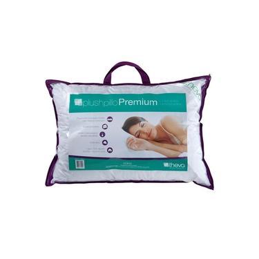 Imagem de Travesseiro Látex + Fibra Plushpillo Premium Copespuma