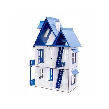Imagem de Casa Bonecas Escala Polly lol Modelo Mirian LAZULI - Darama