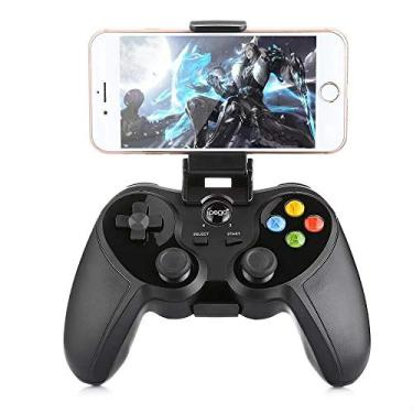 Controle Joystick Bluetooth Ipega Celular Android 9078