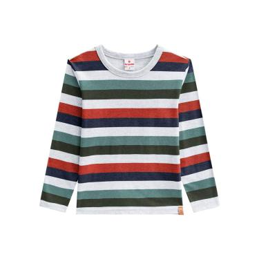 Camiseta Polo Avulsa, Básicos, Meninos, Tijolo, 6