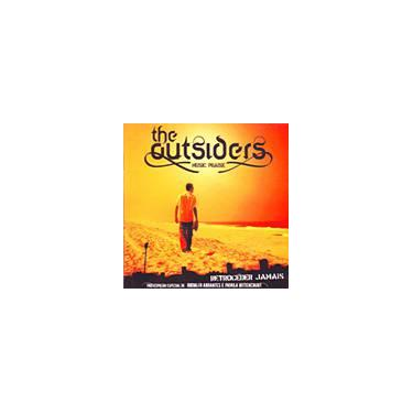 CD The Outsiders - Retroceder Jamais