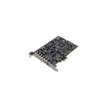 Placa de Som Creative Labs SO Sound Blaster Audigy Rx PCIE, BOX - 70SB155000001