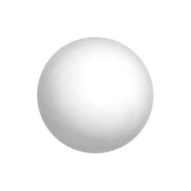 Bola de Sinuca Bilhar Branca Avulsa Bolão 54 mm