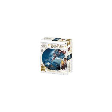 Imagem de Quebra-cabeça 3d Harry E Rony Harry Potter 300 Peças - Br1325 Br1325