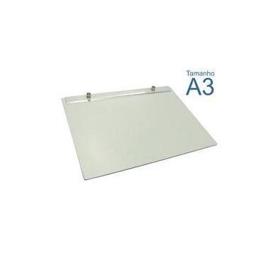 Prancheta Portátil Trident Fórmica 48-A3 7f21ec67107b0