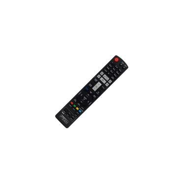 Imagem de Controle Remoto Home Theater Blu-ray Lg Akb72976001 / Hb905ta / Hb976tzw / Hlx50w / Hlx55w / Etc