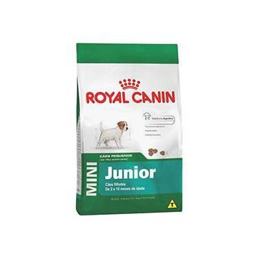 Ração Royal Canin Mini Junior para Cães Filhotes de Raças Pequenas - 1kg