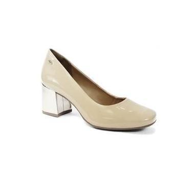 Sapato Feminino Scarpin Dakota Salto Bloco