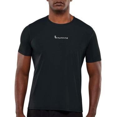 Camiseta AM Básica, Lupo Sport, Masculino, Preto, GG