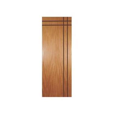 Porta de Madeira com Revestimento Melamínico Mantiqueira 2,10mx60cmx35mm