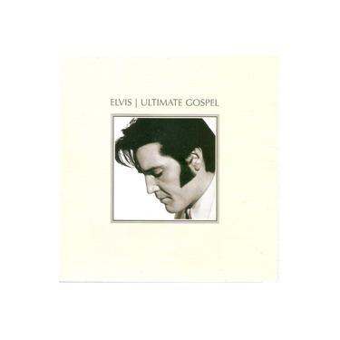 Cd Elvis Presley - Ultimate Gospel