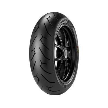 Pneu Ninja 400 Cb 300 Mais Largo 150/60r17 Tl 66h Diablo Rosso II Pirelli