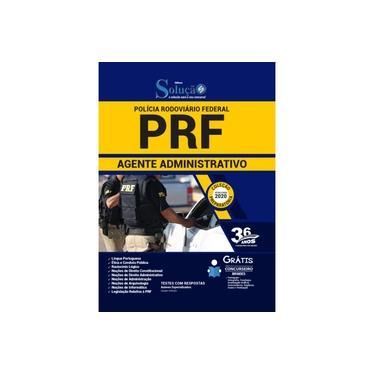 Imagem de Apostila Polícia Rodoviária Federal (PRF) 2020 - Agente Adm