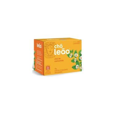 Chá Leão Camomila em sachês - 10Ud