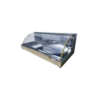 Estufa para Salgados 3 Bandejas e Porta Pizza 220 V