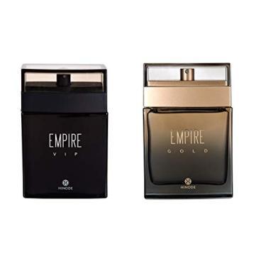 Imagem de Kit Perfume Empire Vip & New Empire Gold Hinode