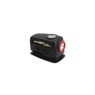 Mini Compressor Ar com Lanterna 12V Air Plus 12V Mini Schulz -