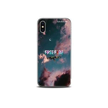 Capa Case Capinha Personalizada Freefire Motorola Moto Z2 PLAY - Cód. 1079-C034