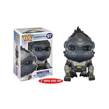 Winston 6 - Overwatch (15cm) Funko Pop Games