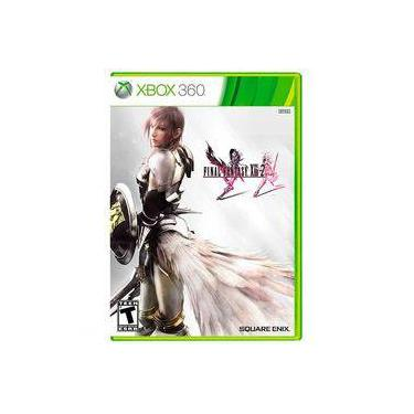 Jogo Final Fantasy Xiii-2 Xbox 360 E Xbox One