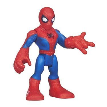 Boneco Homem Aranha PlaySkool Heroes - Hasbro 37649