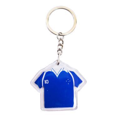 Chaveiro Em Forma De Camisa De Time - Cruzeiro 9a96da8962628