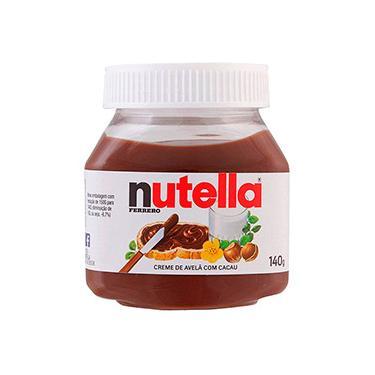 Creme de Avelã com Cacau Nutella Ferrero Pote - 140g