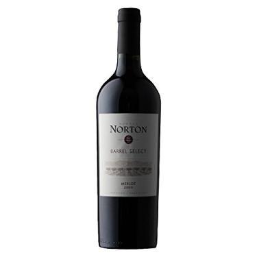 Vinho Tinto Norton Barrel Select Merlot 2015