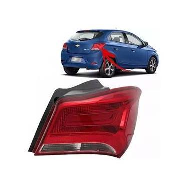 Lanterna Traseira Chevrolet Onix 2017 em Diante