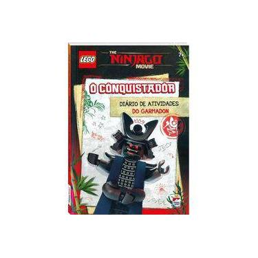 Lego The Ninjago Movie - o Conquistador - Diario De Atividades do Garmadon - Lego - 9788595032002