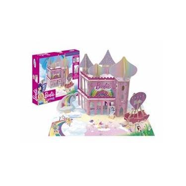 Imagem de Play Set Reino Dreamtopia Barbie - Xalingo