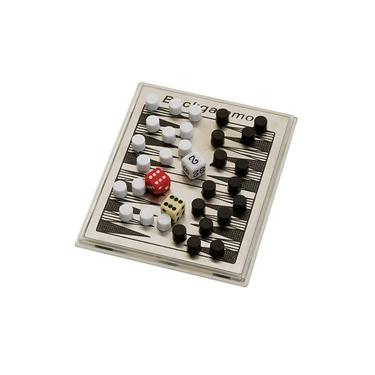 Mini Jogo De Gamao Magnetico