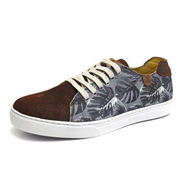 Sapatênis Shoes Grand Beach Floral Adão Terra (40)