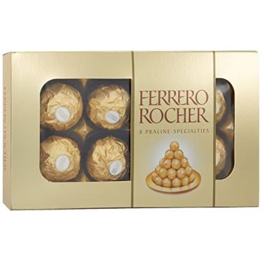 Bombom Ferrero Rocher c/ 8 unidades