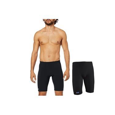Bermuda Térmica Unissex Masculino Feminino Treino Corrida Compressão Crossfit Academia Exercícios Suor Pernas Anti Assadura Atletismo Moleton Shorts Esportes Futebol