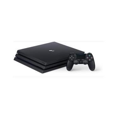 Console PlayStation 4 PRO Novo Modelo PS4 1TB 1 Tera Bytes 4K - Sony