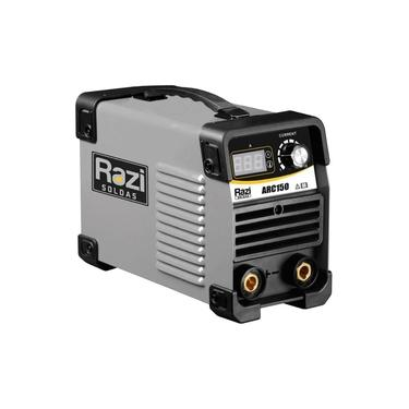 Solda Inversora 150A com Display Digital Monofásica RZ-ARC150M RAZI