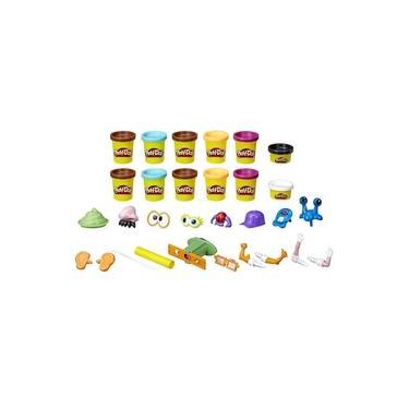 Imagem de Massinha Play-Doh Caquinhas Divertidas - Hasbro