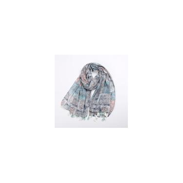 MA1747 lenço azul marinho