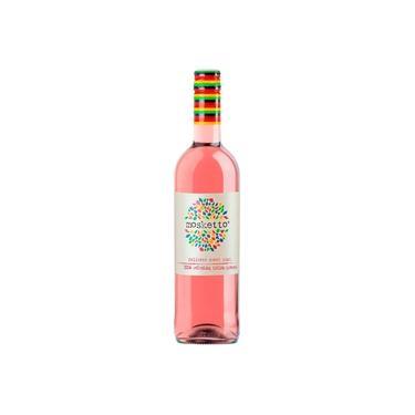 Vinho Italiano Mosketto Moscato Pink