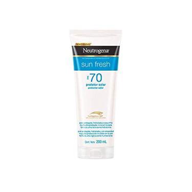 Neutrogena Protetor Solar Sun Fresh FPS 70 - 200 ml