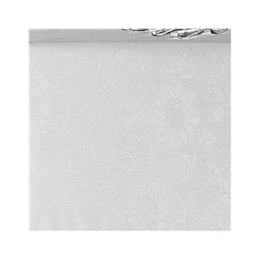 Imagem de Toalha de Mesa Retangular Sienna Branco 6p 160x220 cm - Karsten