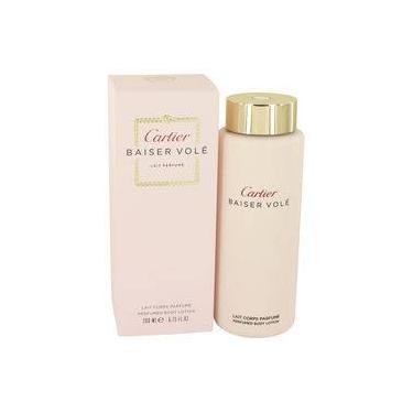 6961046fd95 Perfume Feminino Baiser Vole Cartier 200 Ml Loção corporal