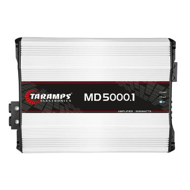 Módulo Taramps Md 5000.1 5000w Amplificador Automotivo Módulo Taramps Md 5000.1 2 Ohms 5000w Amplificador Automotivo