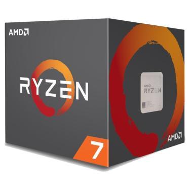Processador Amd Ryzen 7 1700 3.0Ghz Cache 20Mb  - 8 Núcleos De Processamento, Yd1700bbaebox