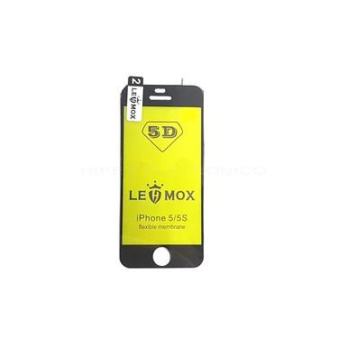 Pelicula De Gel 5d Para Iphone 5 E 5s