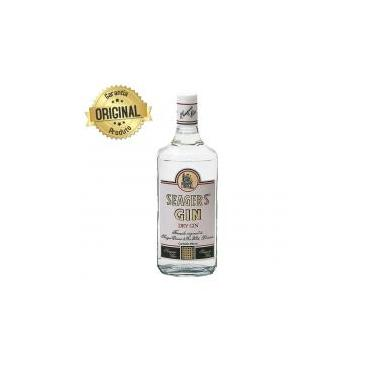 Gin Garrafa 980ml - Seagers Efacil